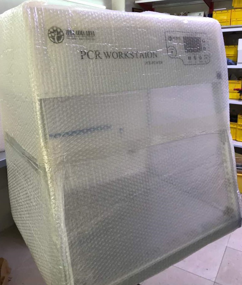 PCR WORKSTATION – هود پی سی آر