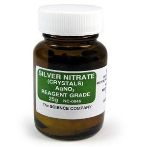 سیلور نیترات فرمولAgNO₃